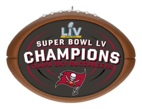 2021 Reveal: Super Bowl LV Champions, Tampa Bay Buccaneers