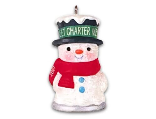 2021 Reveal: Charter Member Ornament